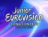 """Eurovisión Junior 2019 presenta su logotipo y eslogan: """"Comparte la alegría"""""""