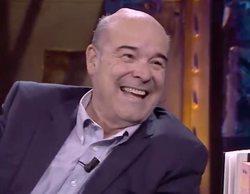 Un chiste involuntario de Broncano con Antonio Resines desata las carcajadas de los fans de 'La resistencia'