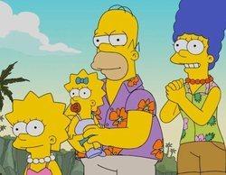 'Los Simpson' reina en la sobremesa y 'The Big Bang Theory' toma el control en prime time