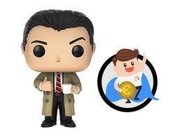 Las mejores ofertas en merchandising y DVD y Blu-Ray: 'Twin Peaks', 'Los Soprano', 'Crematorio'