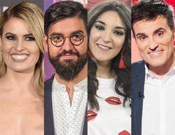 TVE prepara '¿Juegas o qué?', un concurso con Adriana Abenia, Manu Sánchez, Leonor Lavado y Luis Larrodera