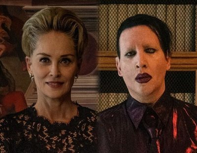 Sharon Stone y Marilyn Manson fichan por 'The New Pope', la secuela de 'The Young Pope'