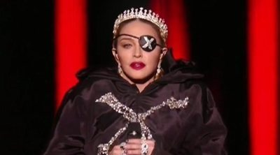 Eurovisión 2019: Censuran la actuación de Madonna al mostrar las banderas de Israel y Palestina unidas