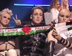 Eurovisión 2019: Hatari, representantes de Islandia, manda un mensaje de apoyo a Palestina