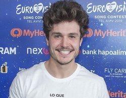 Miki Núñez se despide de Eurovisión 2019 con un emotivo mensaje de agradecimiento