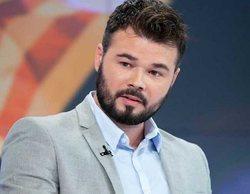 """Gabriel Rufián, sobre Eurovisión 2019: """"Cataluña le hubiera dado los 12 puntos a Miki"""""""