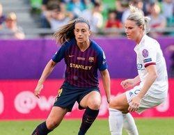 La final de la Champions League femenina entre Lyon y Barcelona (4,8%) destaca en GOL