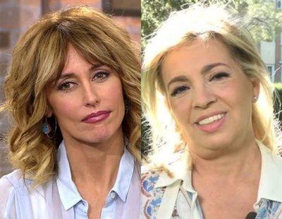Emma García deja la puerta abierta a Carmen Borrego para fichar por 'Viva la vida'