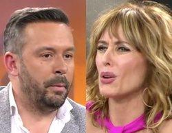 Emma García abronca a Kike Calleja por una desagradable insinuación sobre Sofía Suescun en 'Viva la vida'