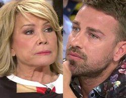 """Rafa Mora ofende a Mila Ximénez y le hace explotar: """"Eres irreverente, maleducado y grosero"""""""