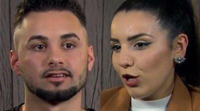 Una comensal de 'First Dates' se queda sin palabras al descubrir que su cita fue actor porno