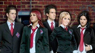 'Rebelde', la mítica serie juvenil mexicana, tendrá un remake en Televisa