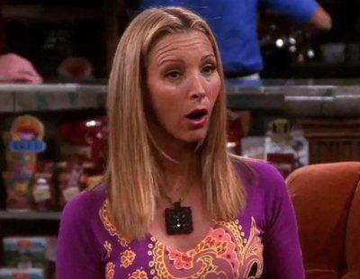 Lisa Kudrow sufrió un trastorno cuando interpretaba a Phoebe en 'Friends'