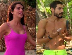 """Violeta y Fabio, enfrentados en 'Supervivientes': """"Está haciendo un papelón increíble, es una niñata"""""""