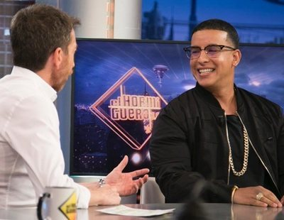 Daddy Yankee irá a divertirse a 'El hormiguero' el próximo jueves 30 de mayo