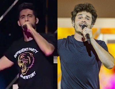 """""""La Venda"""" ¿sin Miki?: Así fue el ensayo de Eurovisión con figuración"""