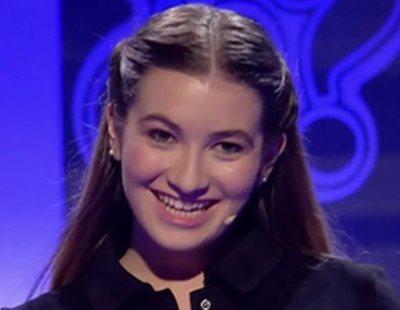 Carlota Boza desvela su talento más oculto en 'Adivina qué hago esta noche'