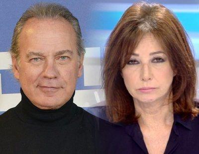 El feo desplante de Bertín Osborne a Ana Rosa Quintana en pleno directo