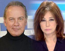 """El feo desplante de Bertín Osborne a Ana Rosa Quintana: """"Si quieres que hablemos, me invitas a tu programa"""""""