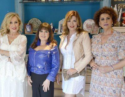 Loles León, Rosa Benito, Belinda Washington e Irma Soriano estarán en 'Ven a cenar conmigo