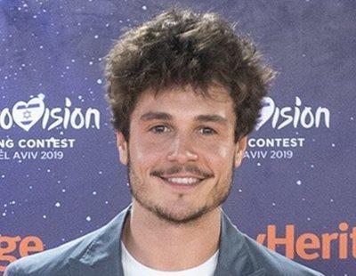 """Miki, molesto tras perder seis puntos en Eurovisión, exige """"profesionalidad"""" al jurado"""