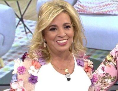 Carmen Borrego, nueva colaboradora de 'Viva la vida' tras su salida de 'Sálvame'