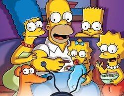 'Los Simpson' (5,2%) arrebatan la sobremesa a 'La que se avecina' (4,1%) y se colocan líderes de la jornada
