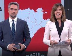 """Un micrófono abierto se cuela en el Especial Elecciones 26-M de Televisión Española: """"Vamos a fumar"""""""