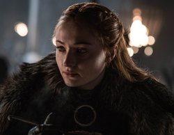 'Juego de Tronos': Sophie Turner está muy contenta con el final de Sansa Stark