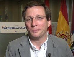Almeida concede sus primeras entrevistas en televisión dejando las puertas abiertas de concejalías a VOX