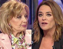 """Cruce de reproches en el reencuentro entre María Teresa Campos y Toñi Moreno: """"Me has fallado por cobarde"""""""