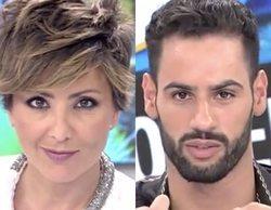 """Asraf Beno, molesto con Sonsoles Ónega por la pullita a su intervención: """"Frasecitas enteras, muy bien"""""""