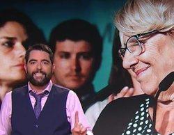 Dani Mateo afea con ironía el corte de mangas a Manuela Carmena por parte del PP en 'El intermedio'