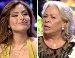 """El sorprendente zasca de Miriam Saavedra a Carmen Gahona en 'Supervivientes': """"¿Eres Raquel Bollo?"""
