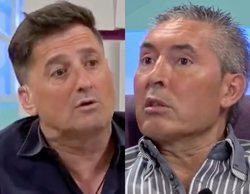 Antonio Hidalgo corta la entrevista con un hombre que reconoce haber pegado a su mujer