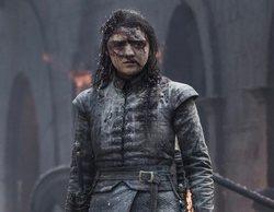 'Juego de Tronos' desvela en su documental cómo Arya alcanzó al Rey de la Noche