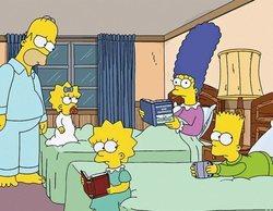 Tres capítulos de 'Los Simpson' (4,7%) se coronan como lo más visto de la jornada