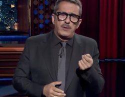 """Andreu Buenafuente y su aplaudida estocada a Fran Rivera: """"Todas las luces las tienes en el traje"""""""