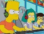 'Los Simpson' (5,1%) se impone a 'La que se avecina' (4,9%) en la disputada sobremesa