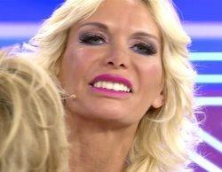 """Risas y burlas en 'Sábado deluxe' por la dentadura provisional de Yola Berrocal: """"¿Te impide la felación?"""""""