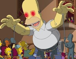 'Los Simpson' vencen a 'La que se avecina' en la sobremesa y, además, se colocan líderes de la jornada