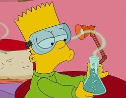 'Los Simpson' (4,3%) y 'Kara Sevda' (2,9%) se reparten el dominio de la sobremesa y el prime time