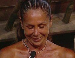 Isabel Pantoja se moja sobre quién le parece el concursante más sexy de 'Supervivientes 2019'