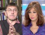 """Tensa discusión entre Ana Rosa Quintana y Monedero: """"Eres el corazón de la derecha española"""""""