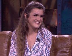 """Amaia Romero evita responder a la pregunta sexual de 'La resistencia': """"Los fans de 'OT' están super locos"""""""