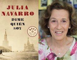 """Movistar+ revive la adaptación de """"Dime quién soy"""", la exitosa novela de Julia Navarro"""