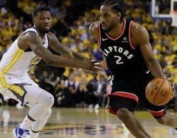 La tercera final de la NBA lidera con la solvencia de las anteriores, aunque baja respecto a ellas