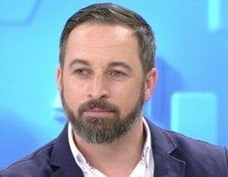 """Santiago Abascal: """"Si Ciudadanos no está preparado, echaremos a Carmena con una moción de censura"""""""