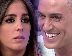 Anabel Pantoja abandona el plató de 'Sálvame' tras una broma de Kiko Hernández