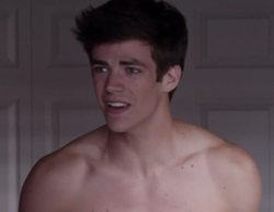 Grant Gustin ('The Flash') se desnuda con motivo del final de sus vacaciones